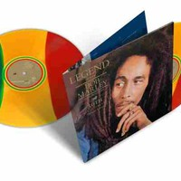Bob Marley and The Wailers - Legend 30th Anniversary 2 LP