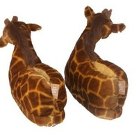 Happy Feet - Giraffe - Animal Slippers