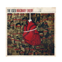 The Used - Imaginary Enemy Vinyl LP Hot Topic Exclusive