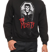 Misfits Coffin Crewneck Sweatshirt | Hot Topic