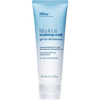 Fabulous Makeup Melt Gel-to-Oil Cleanser