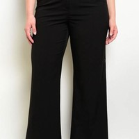 Boss Lady BLack Slacks for the Successful Woman