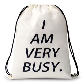 I Am Very Busy Backpack