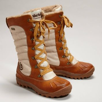 Timberland Earthkeepers Mount Holly Tall Lace Duck Boot | American Eagle Outfitters
