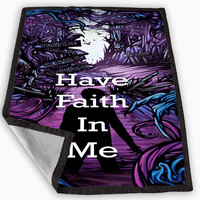 A Day to remember Have Faith In Me New Design Blanket for Kids Blanket, Fleece Blanket Cute and Awesome Blanket for your bedding, Blanket fleece *