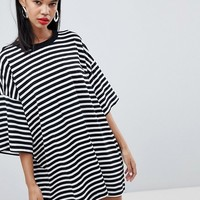Weekday Huge T-shirt Dress at asos.com