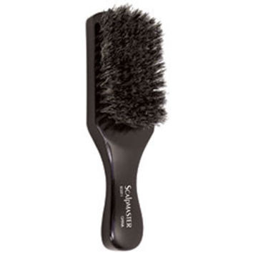 Boar/Nylon Bristle Club Brush - Barber Supplies