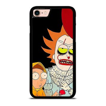 IT RICK AND MORTY iPhone 8 Case Cover