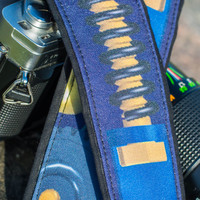 Original design Camera Strap.  DSLR / SLR Camera Strap.  For Sony, canon, nikon, panasonic, fuji and other cameras.