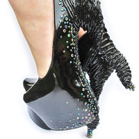 Maleficent Inspired KILLER Heels!