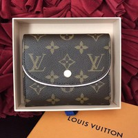 New 100% Authentic Louis Vuitton Ariane Wallet