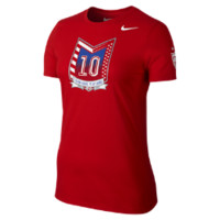 Nike U.S. Hero (Lloyd) Women's T-Shirt Size Large (Red)