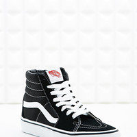 Vans SK8-Hi Trainers in Black - Urban Outfitters