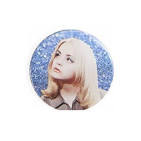 90's Christina Ricci Button