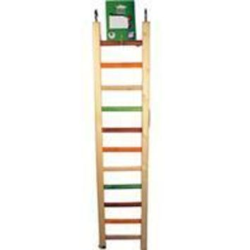 A&e Cage Company - Happy Beaks Wooden Hanging Ladder