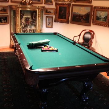 Brunswick Avalon II Pool Table