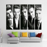 1D One Direction Giant Wall Poster