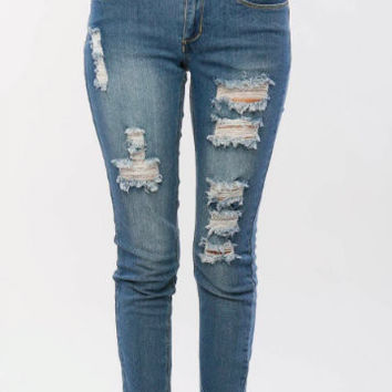 Fly By Night Jeans