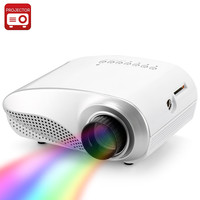 1080p Mini Projector Multimedia LED Projector