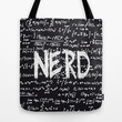 Nerd Tote Bag by Ally Coxon