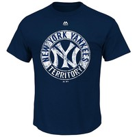 Majestic New York Yankees Cooperstown Generating Wins Tee - Big & Tall, Size: