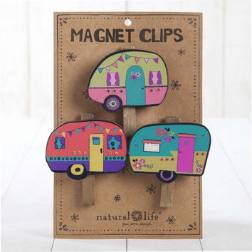 Natural Life Magnet Clip 3 Pack