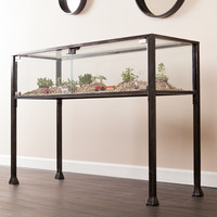 Terrarium Console Sofa Table