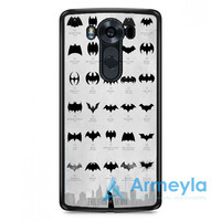 Evolution Of Batman LG V20 Case | armeyla.com