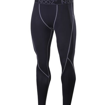 Men's Compression Baselayer Legging Tights