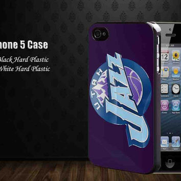 Utah Jazz,Iphone 5 case,iphone 4,4S,samsung galaxy s2,s3,s4 cases, accesories case,cell phone