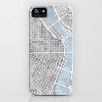 Portland Oregon iPhone & iPod Case by Anne E. McGraw