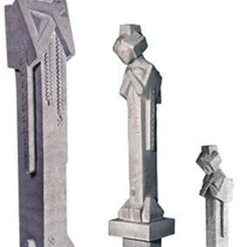 Frank Lloyd Wright Garden Sprite Garden Sculpture, Assorted Sizes