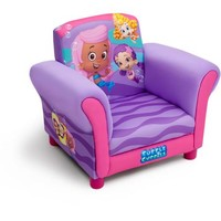 Delta Children's Products Nickelodeon Bubble Guppies Upholstered Chair - Walmart.com