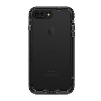 DCCK1IN LifeProof NUUD SERIES Waterproof Case for iPhone 7 Plus (ONLY) - Retail Packaging - BLACK