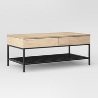 Loring Coffee Table - Vintage Oak - Project 62™