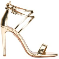 Aquazzura 'lucille' Sandals - Chuckies New York - Farfetch.com