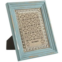 Jeweled Blue Frame