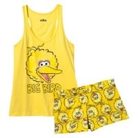 Sesame Street Tank/Short Pajama Set - Assorted Styles/Colors
