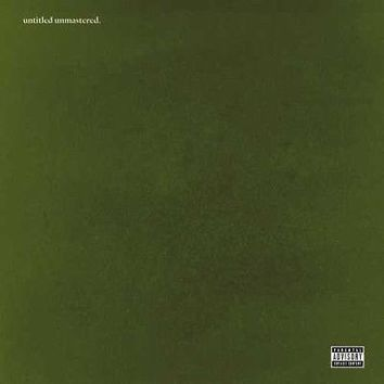 Kendrick Lamar- Untitled Unmastered LP Vinyl NEW