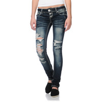 Almost Famous Monica Girls Skinny Jeans