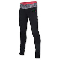 Girls' Jordan Cuttin' It Up Leggings