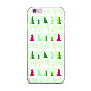 "Allison Beilke ""Pining for Christmas"" Christmas Holiday iPhone Case"