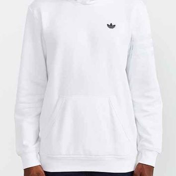 adidas Originals Sport Luxe Fleece Hooded Sweatshirt