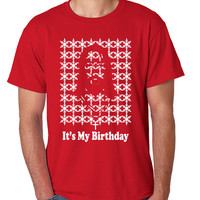 Its my birthday Jesus Mens T-shirt