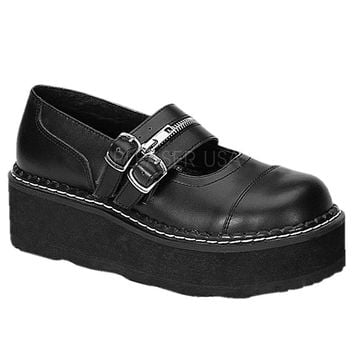 Demonia Emily Mary Jane Two Inch Creepers