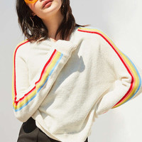 Cooperative Rainbow Striped Sweater | Urban Outfitters