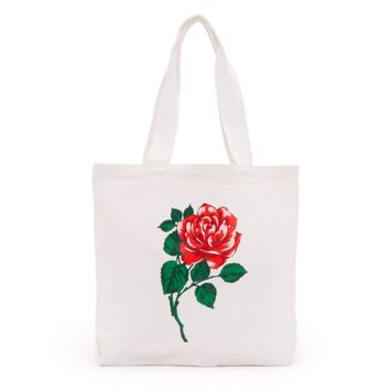 ban.do canvas tote - will you accept this rose?