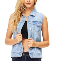 Draft Denim Vest