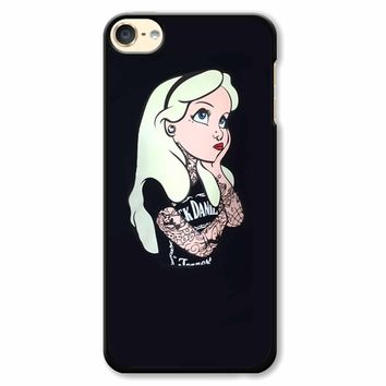 Tattooed Alice In Wonderland iPod Touch 6 Case