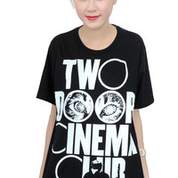 Two Door Cinema Club T-Shirt Sz.S,M,L,XL